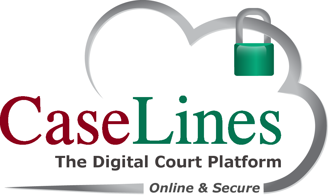 CaseLines 22 The Digital Court Platform